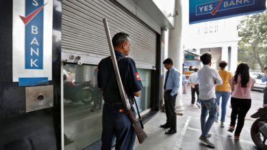 Photo of યશ બેંક ડુબી જવાના હેવાલ વચ્ચે બેંક ઉપર તીવ્ર ધસારો