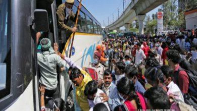 Photo of બે દિવસમાં વધુ ૨-૩ લાખ કામદારો થશે રવાના ચાલુ મહિને ૩૦ લાખથી વધુ પરપ્રાંતિય કામદારો ગુજરાત છોડીને ચાલ્યા ગયા
