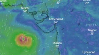 Photo of ગુજરાતમાં વધુ એક  'હિકા' વાવાઝોડાના ખતરો, જાણો 120 કિ.મીની ઝડપે રાજ્યના આ  વિસ્તારમાં આગળ વધી રહ્યું છે.