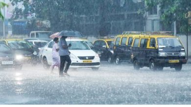 Photo of મુંબઇમાં ભારે વરસાદ જારી,એલર્ટની જાહેરાત કરાઇ