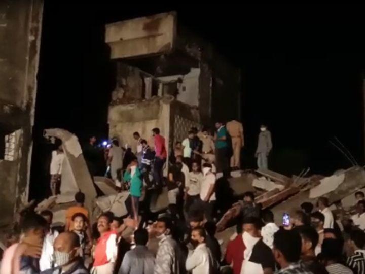 Photo of વડોદરામાં મોડીરાત્રે 5 માળની નિર્માણધિન બિલ્ડિંગ ધરાશાયી થતાં મોટી દુર્ઘટના, 3નાં મોત, 7 દટાયા