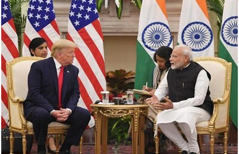 Photo of ભારત-અમેરિકા વચ્ચે ૨૬ મી ઓક્ટોબરે મહત્વની મંત્રણા