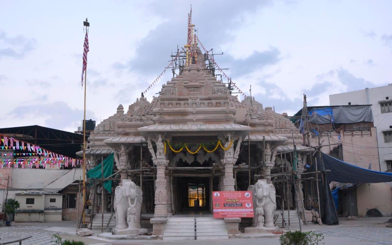 Photo of આણંદના શ્રી રોકડીયાદેવ હનુમાનજી દેવનો મહિમા